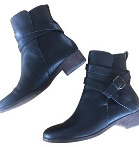 SEE BY CHLOE Ankle Black Boots