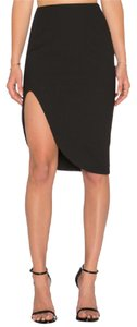 Elizabeth and James Pencil Skirt Black