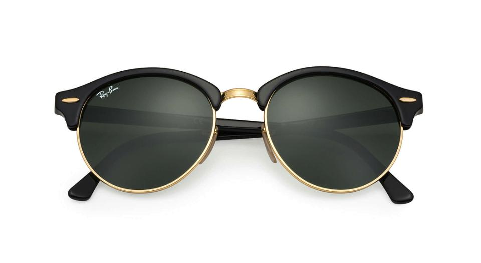 45d7b3ebc6a Ray-Ban RB 4246 901 NEW - Ray Ban Clubround Sunglasses - FREE 3 DAY ...