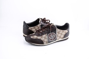 Gucci * Jerez Gg Sneakers Brown Shoes