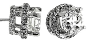 ABC Jewelry .57tcw Diamond Stud Earrings
