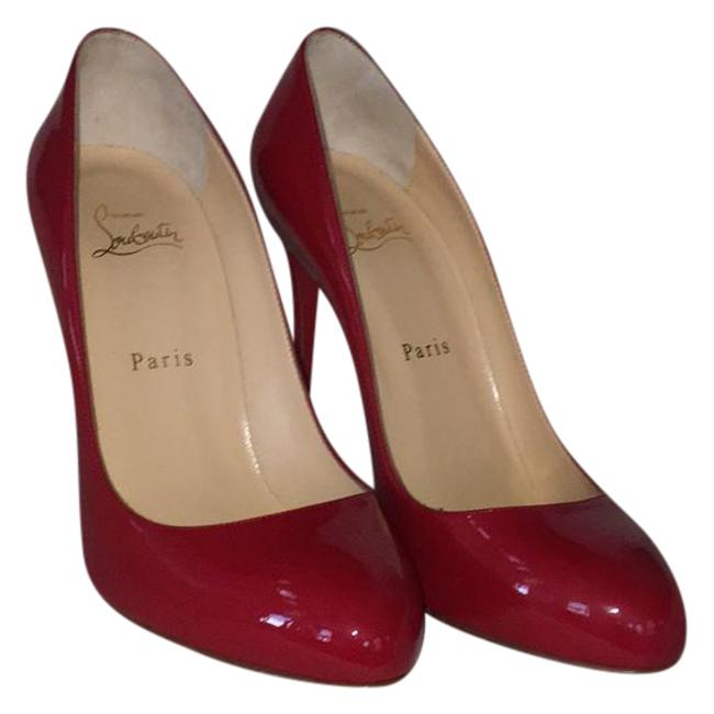 Item - Red 'merci Allen' Formal Shoes Size EU 38.5 (Approx. US 8.5) Narrow (Aa, N)