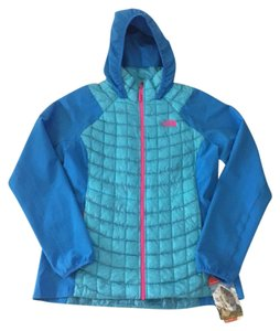 The North Face Blue/Pink Jacket
