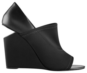 Alexander Wang Black Wedges