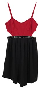 Silence + Noise Hot Adjustable Straps Party Club Dress