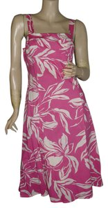 R&K Originals short dress rose pink on Tradesy