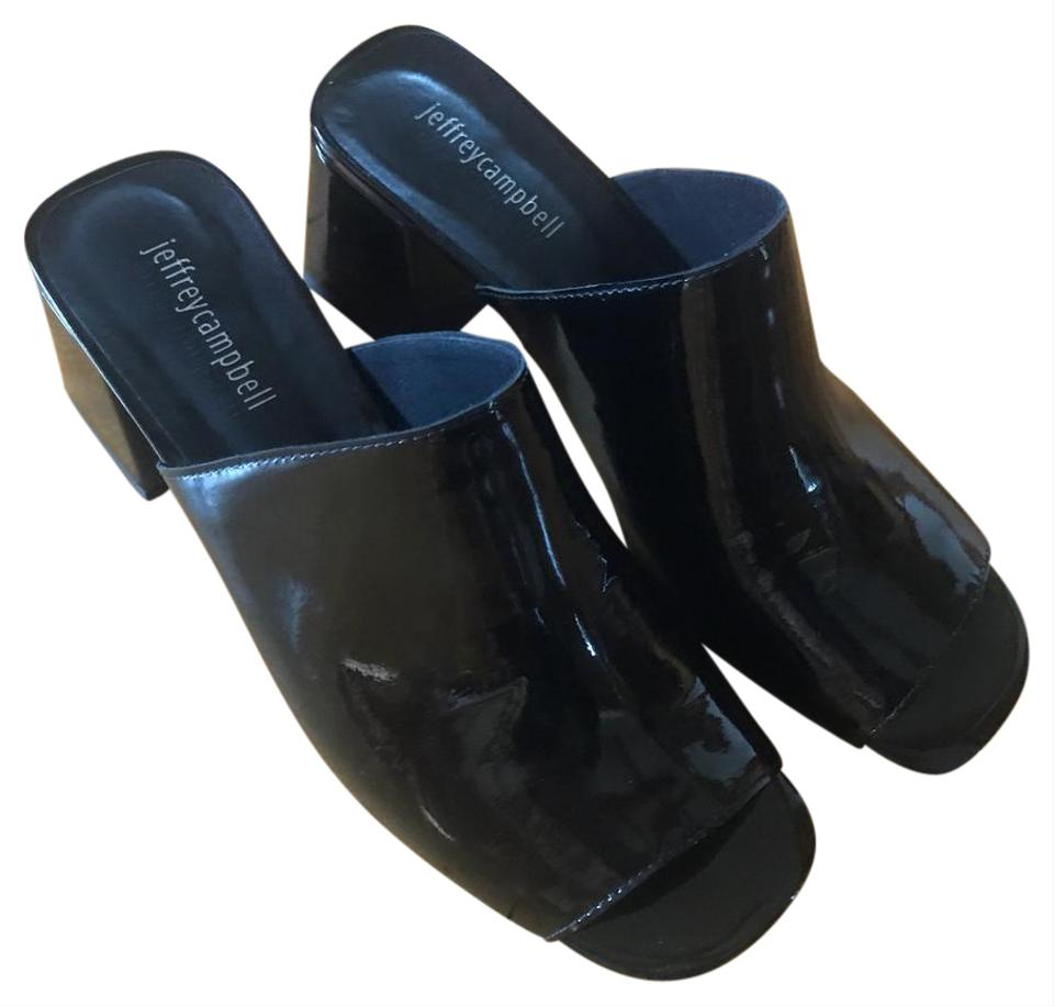 MISS Jeffrey Year-end Campbell Midnight Dancing Mules/Slides Year-end Jeffrey sales 652ff3