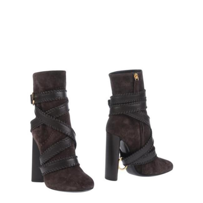 Item - Brown New Boots/Booties Size EU 37 (Approx. US 7) Regular (M, B)