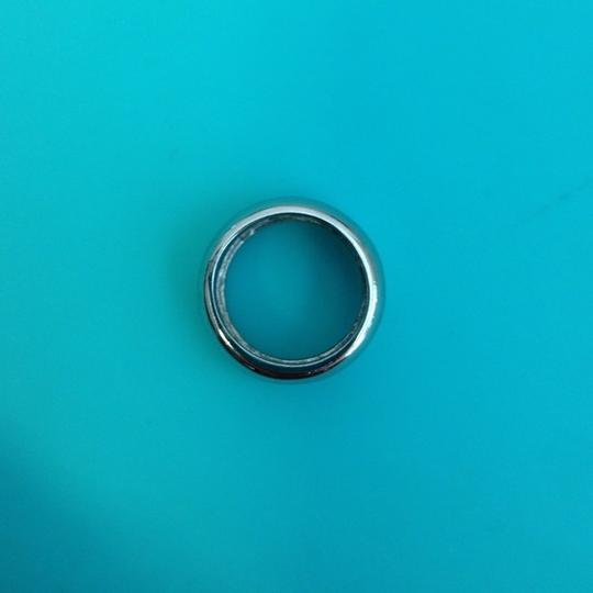 Sterling Silver Band Ring Roman Numeral Sterling Silver Ring