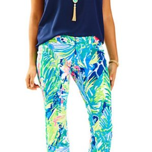Lilly Pulitzer Skinny Pants