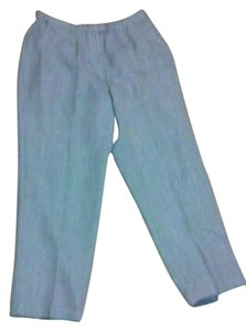 Koret Trouser Pants greenish blue w/shimmer