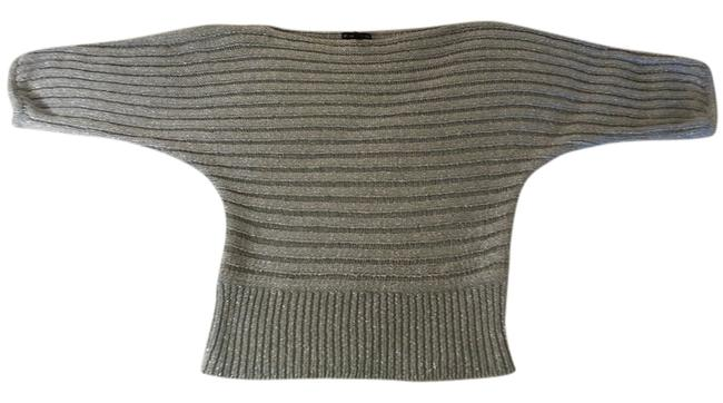 Preload https://item5.tradesy.com/images/fang-fashion-dolman-sleeve-sparkle-sweater-2189159-0-0.jpg?width=400&height=650