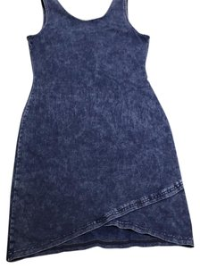 RD Style short dress Indigo Acid on Tradesy