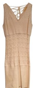 Catherine Malandrino short dress cream on Tradesy