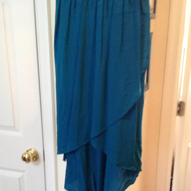 Blue Maxi Dress by Blue Rain