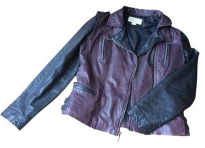 Marc Jacobs Black/purple Jacket