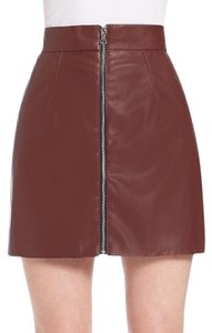French Connection Mini Skirt Brown