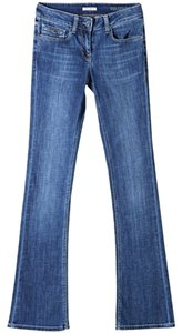 Burberry Brit Islington Denim Boot Cut Jeans