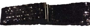 Forever 21 sequin waist belt