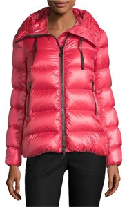 Moncler Hooded Puffer Jacket Down Coat