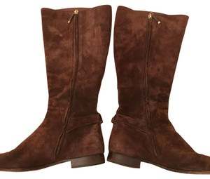 Ralph Lauren Collection chocolate Boots