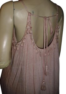 Bliss short dress Honey Punch,pale pink, pale peach on Tradesy