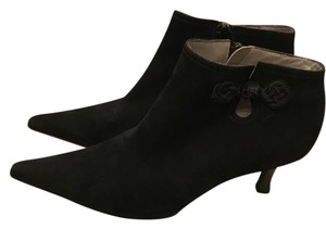 Peter Kaiser Suede Black Boots
