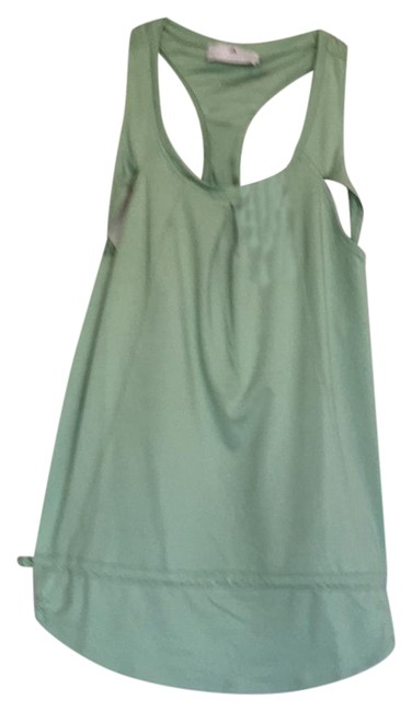 Item - Light Green The Starter Tank For Activewear Top Size 8 (M)
