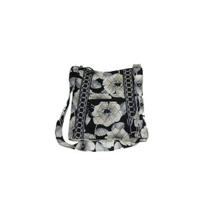 Vera Bradley Floral Quilted Cotton Cross Body Bag