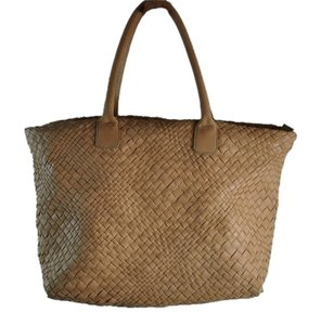 Falor 1980 Firenze Hand Woven Tote