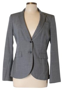 Banana Republic Wool Classic Gray Blazer