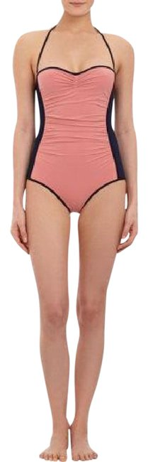 Chloé Color-Blocked One Piece Swimsuit Image 0