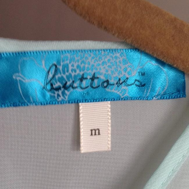 Buttons Top Light Blue