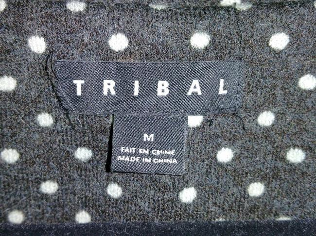 Tribal black and white Jacket