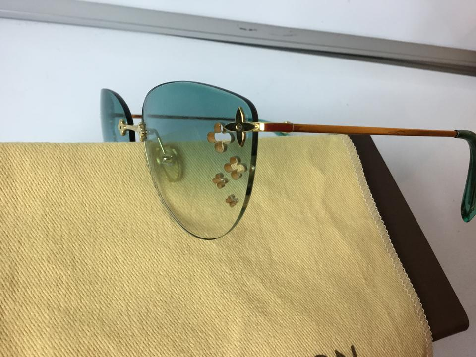 c0879596b94 Louis Vuitton Louis Vuitton Desmayo cat s-eye Sunglasses with DustBag and  Box Image 11. 123456789101112