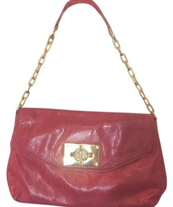 Tory Burch Hot Pink Messenger Bag