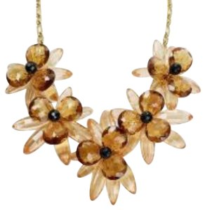 Kate Spade NWT ' BLOOMING BRILLIANT Statement Necklace