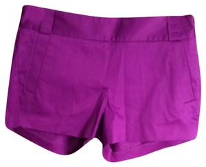 J.Crew Shorts Purple
