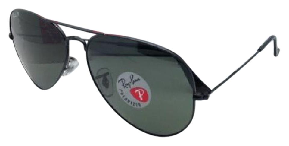 90c130aa45a53 Ray-Ban Polarized RAY-BAN Sunglasses RB 3025 Large Metal 002 58 58 ...