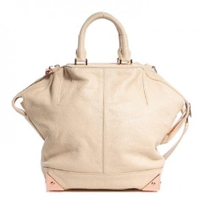 Alexander Wang Carryon Chic Tote in cream
