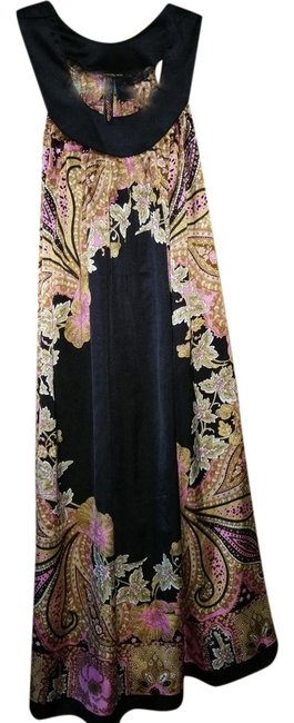 Preload https://item3.tradesy.com/images/black-multi-mid-length-night-out-dress-size-8-m-2189972-0-0.jpg?width=400&height=650