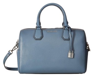 Michael Kors Satchel in Denim
