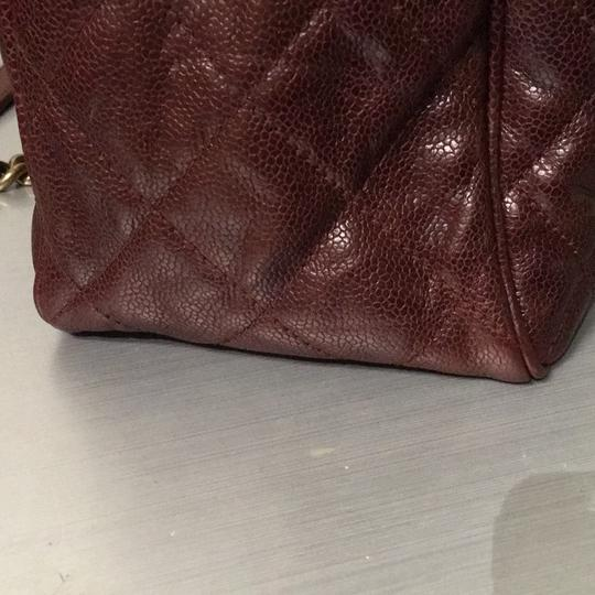 Chanel Tote in Burgundy