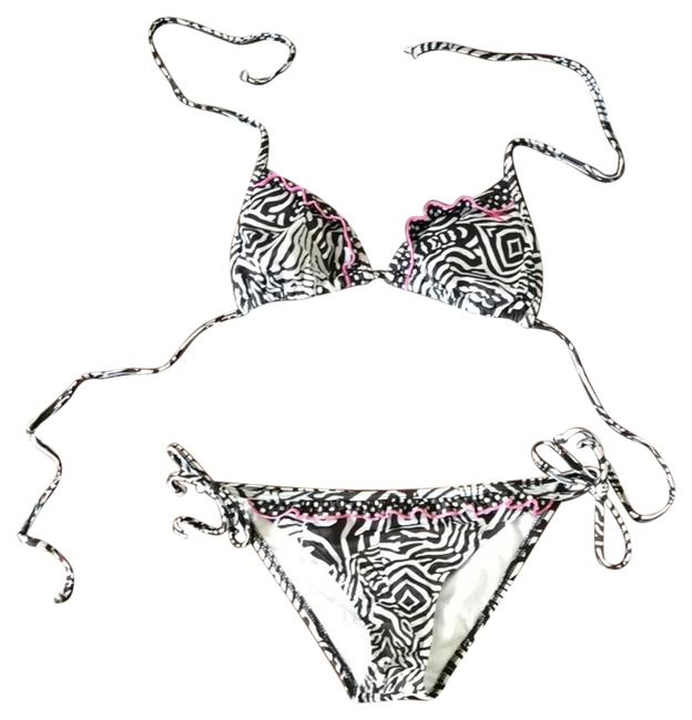 O'Neill Black And White Bikini