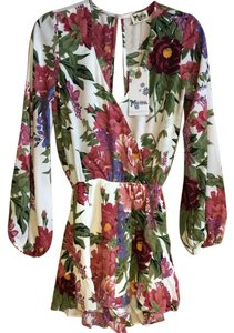 Show Me Your Mumu Floral Festival Flirty Dress