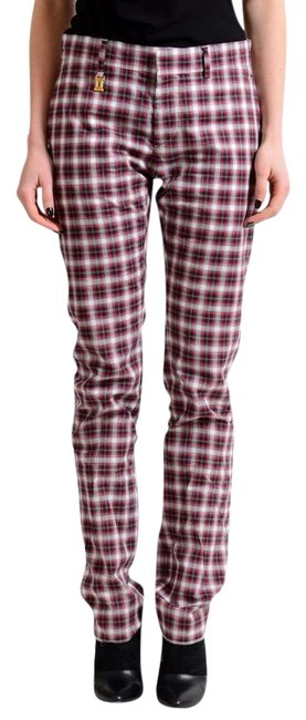 Item - Multi-color Checkered Women's Casual Pants Size 6 (S, 28)