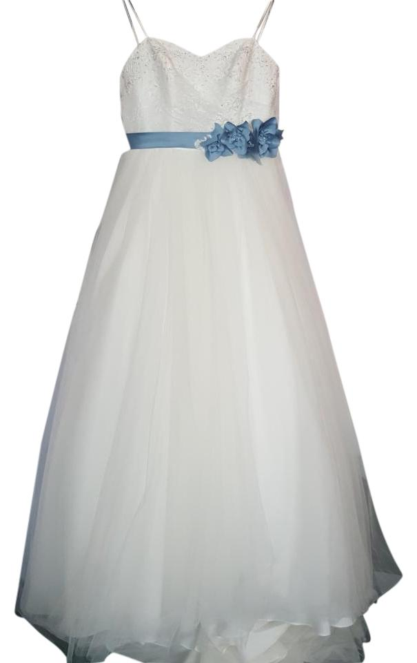 Alfred Angelo Ivory/ Once Upon A Time Blue