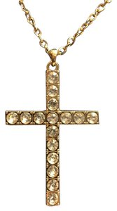 Golden Jeweled Cross [ MissSundayBest Closet ]