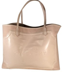 Givenchy Perfume Tote in tan