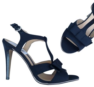 French Connection Cute NEW! Black Sandals
